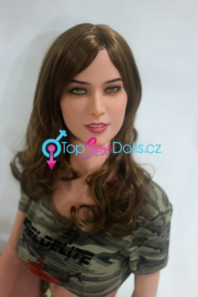 Love Doll #47 Monica 165 cm / D-Cup / Tan / W6 - WM Dolls