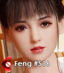 #S16 Feng (Silicone)