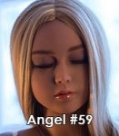 #59 Angel - Closed eyes