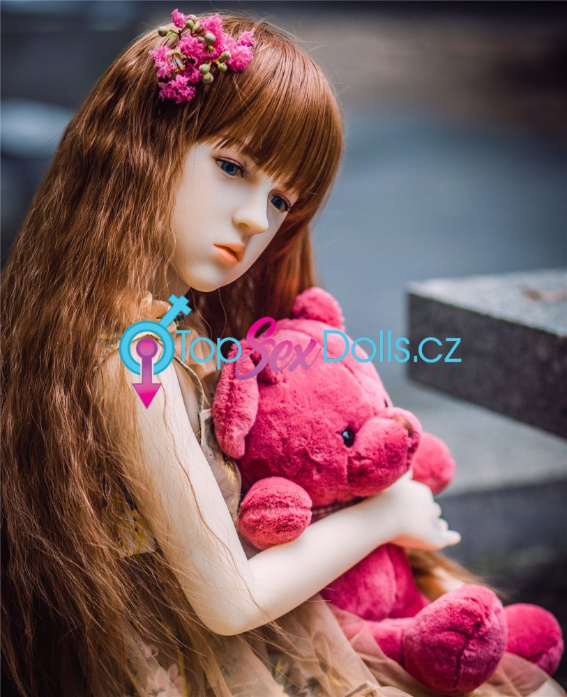 Love Doll Emma 128 cm / A-Cup - Irontech Doll