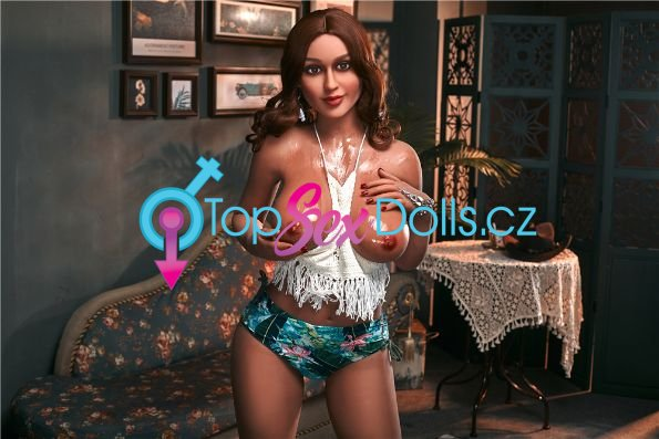 Love Doll Jessica 161 cm / F-Cup - Irontech Doll