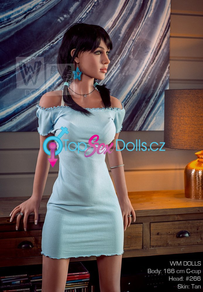 Love Doll #266A Salome 166 cm / C-Cup  - WM Dolls