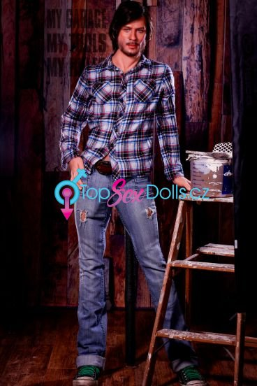Real Male Sex Doll #17A Jonathan 167 cm - HR Doll