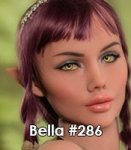 #286 Bella Elf