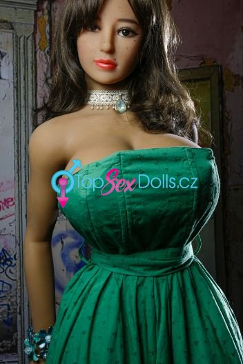Love Doll Janice 153 cm / H-Cup - AS Doll