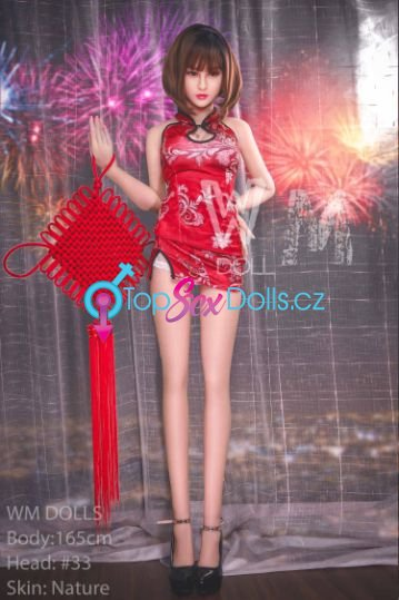 Love Doll #33A Janya 165 cm / D-Cup - WM Dolls