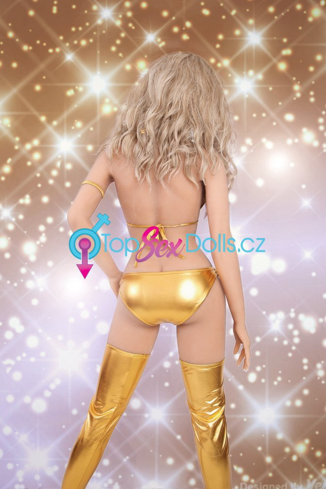 Realistická panna Clarence 168 cm / F-Cup / Fit - Aifei Dolls
