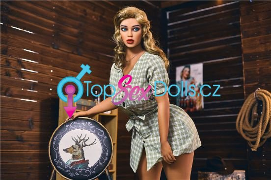 Love Doll Akisha 156 cm / E-Cup - Irontech Doll
