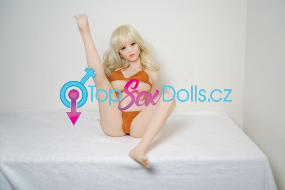 Mini Sex Doll Helly 65 cm / F-Cup - Doll Forever