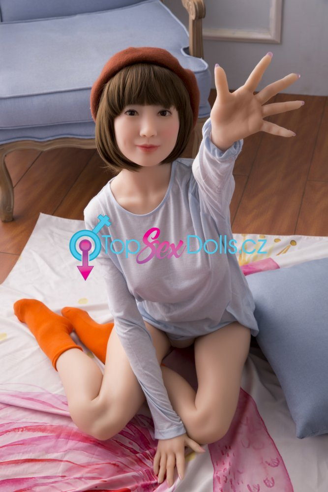 Silicone Love Doll S9 Aiko 152 cm / D-Cup - Sino-doll
