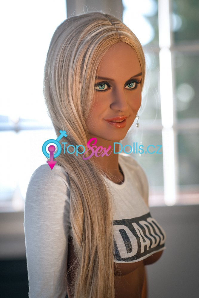 Love Doll #195 Chelsea 157 cm / B-Cup / Tan / W13 - WM Dolls