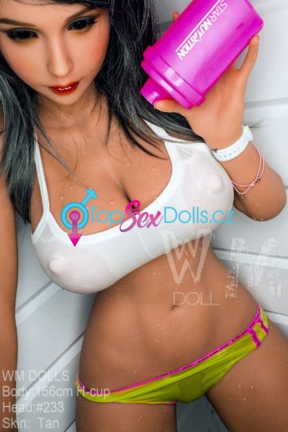 Love Doll #233A Fei 156 cm / H-Cup - WM Dolls