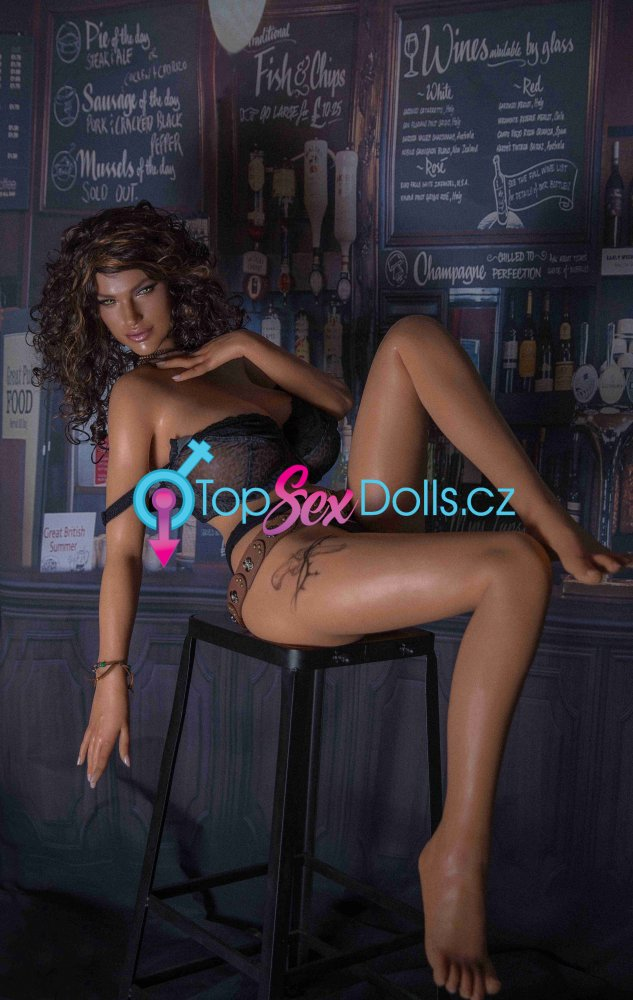 Silicone Love Doll S14 Selina 159 cm / H-Cup - Sino-doll