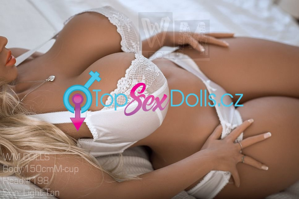 Love Doll #198A Zoe 150 cm / M-Cup - WM Dolls