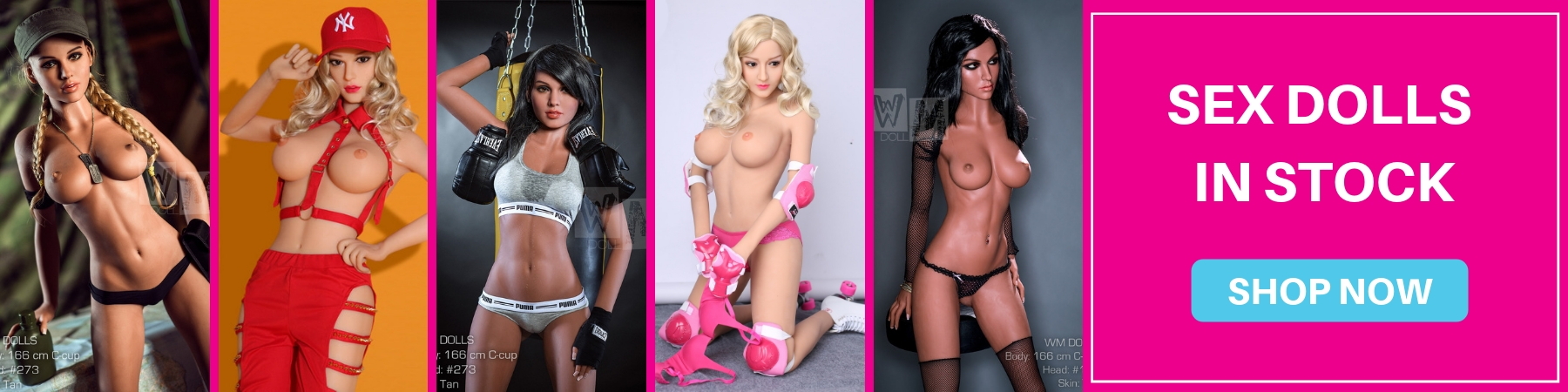 Sex dolls in stock