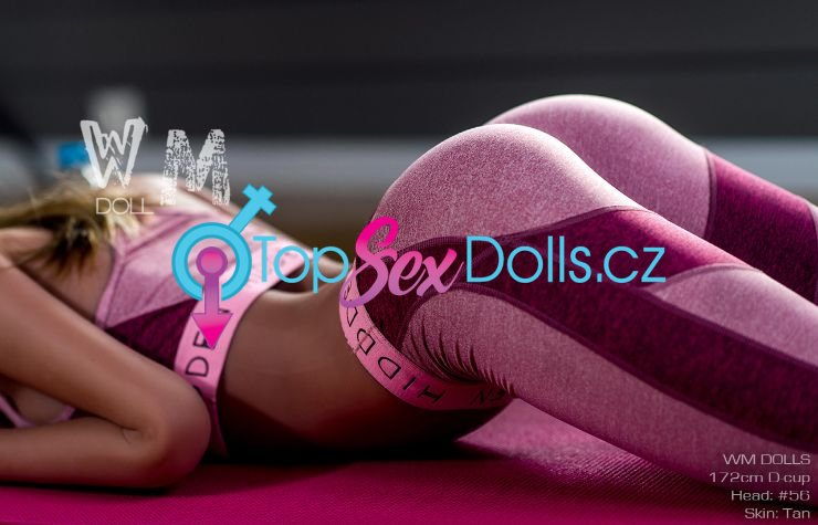 Love Doll #56A Meline 172 cm / D-Cup - WM Dolls