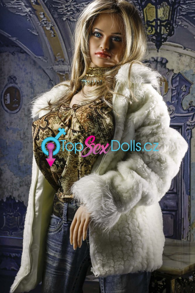 Love Doll Blonde 158 cm / H-Cup - JY Doll