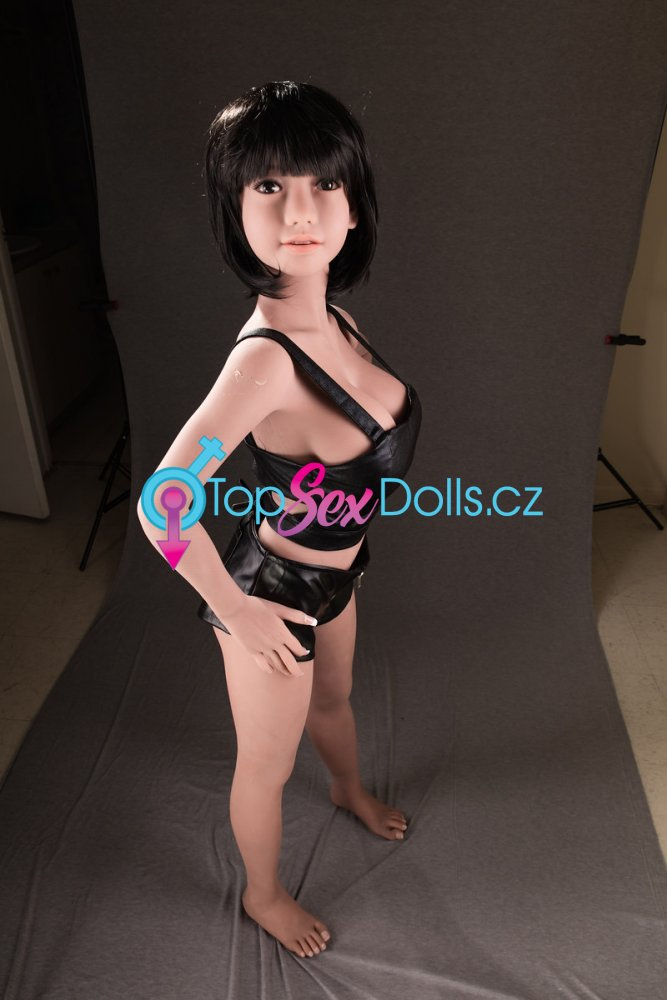 Realistická panna 138 cm / D-Cup Carry - OR Doll