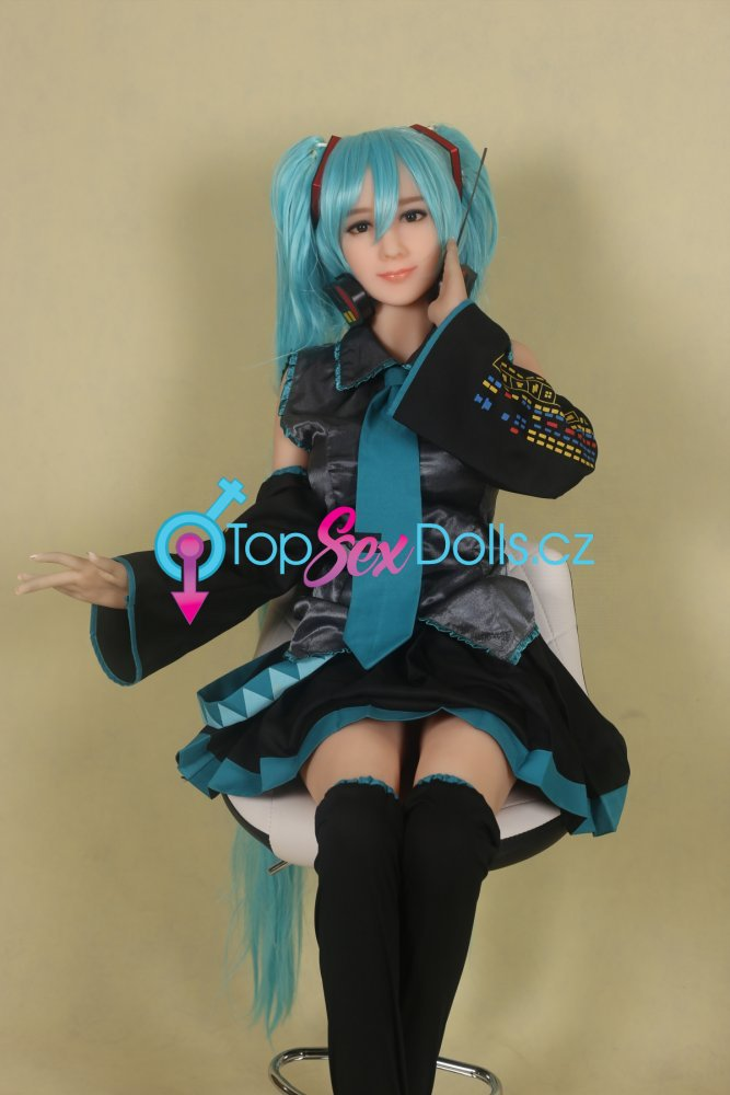 Love Doll #62 Lucy 165 cm / D-Cup / Natural - WM Dolls