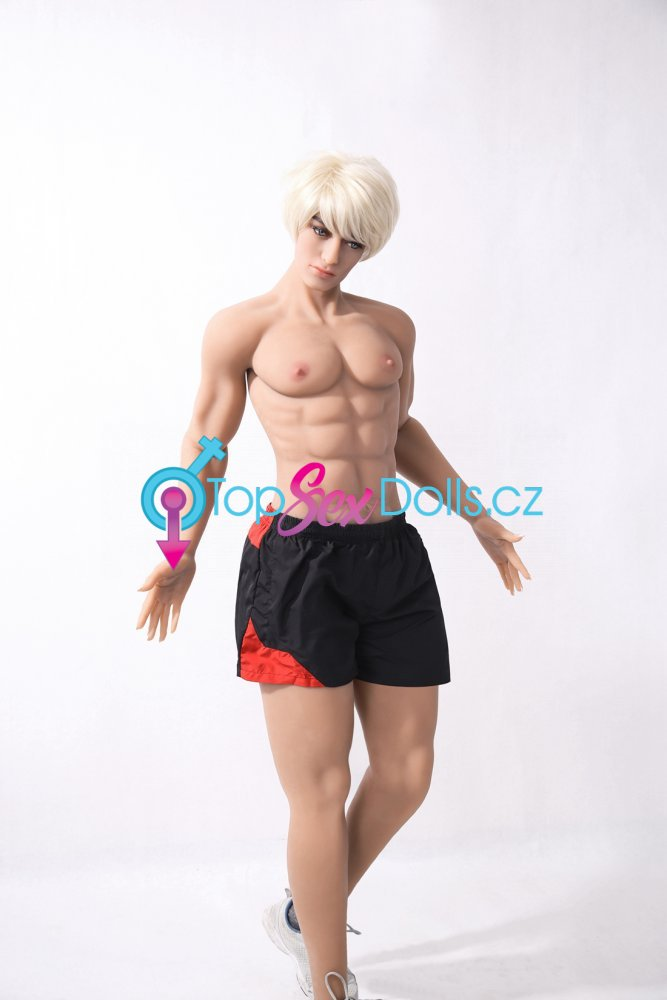 Real Male Sex Doll Johnny 180 cm - Aifei Doll