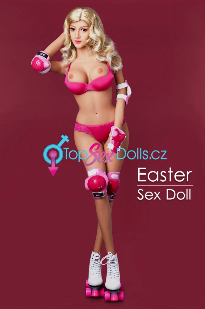 Love Doll Esther 165 cm / F-Cup - Climax Doll