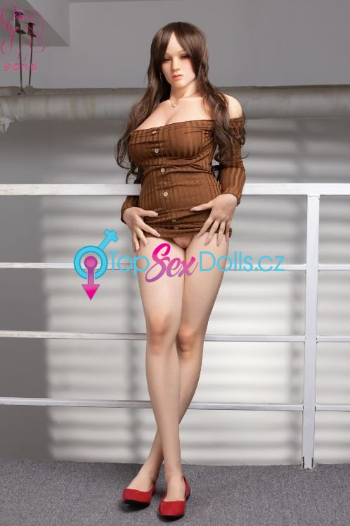 Real Silicone Love Doll May / 162 cm / F-Cup - ILDoll