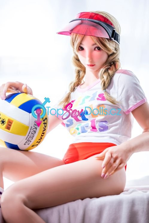 Silicone Love Doll S24 Pao 158 cm / A-Cup - Sino-doll