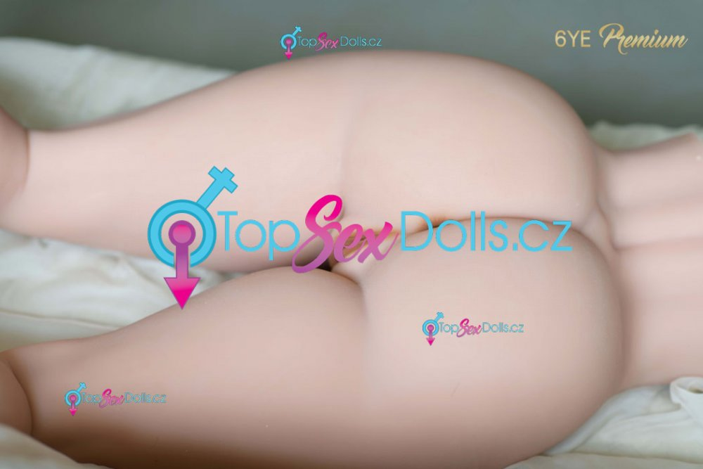 Torzo Sex Doll Plump Butt + Legs / 100 cm  - 6YE Doll Premium