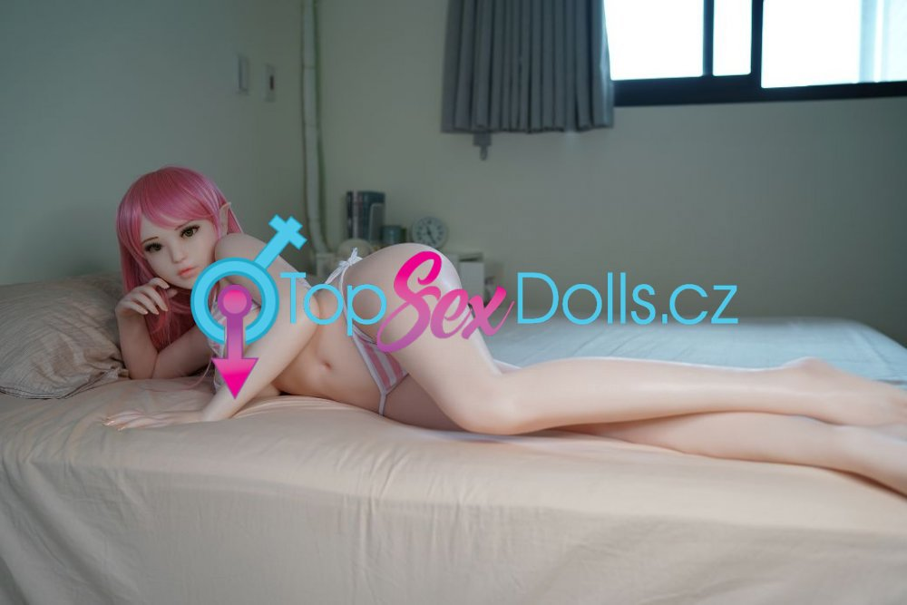 Silicone Love Doll Phoebe Elf 130 cm / D-Cup - Piper Doll