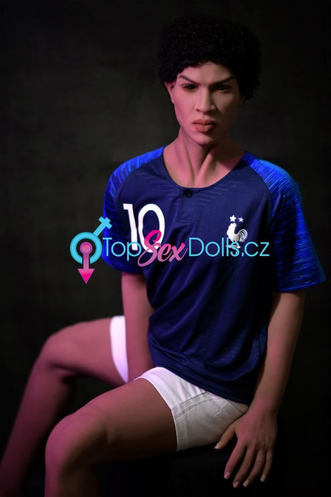 Real Silicone Male Sex Doll #31A Vincent 167 cm - HR Doll