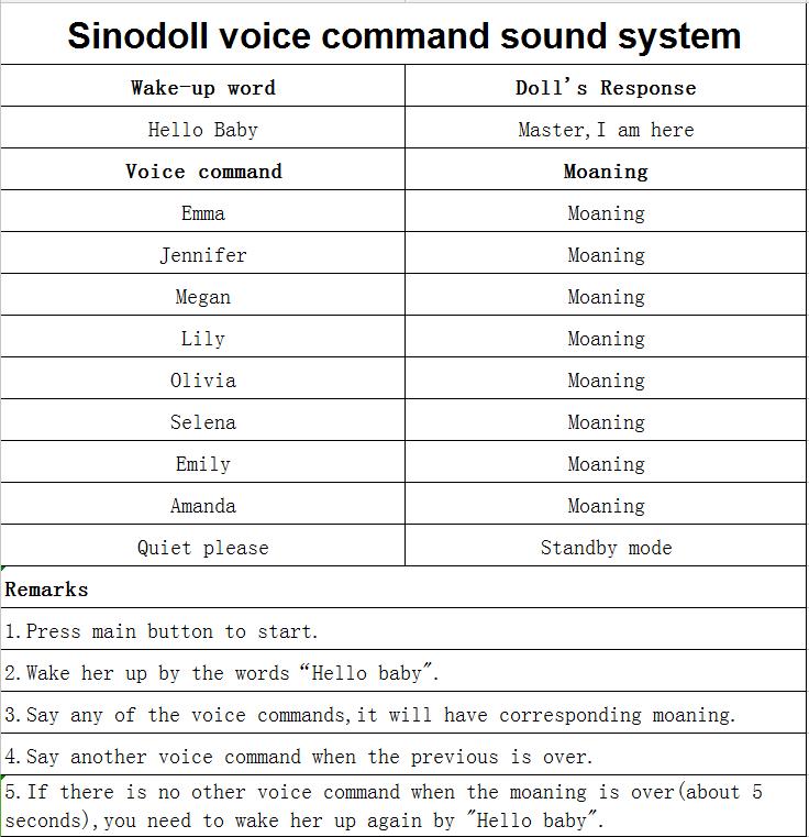 Hlasové povely